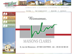 Tarn - Site HLM Maisons Claires