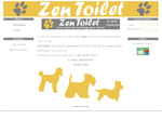 Site Internet Toilettage animaux