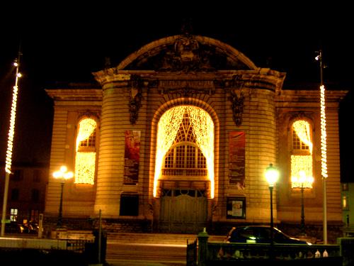 Tarn - Castres - Le théâtre municipal